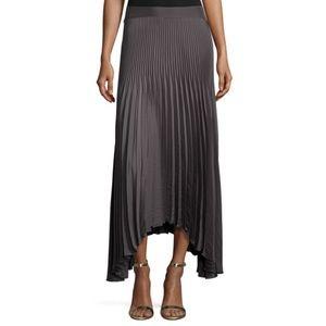Ramy Brook Maxine Pleated Maxi Skirt